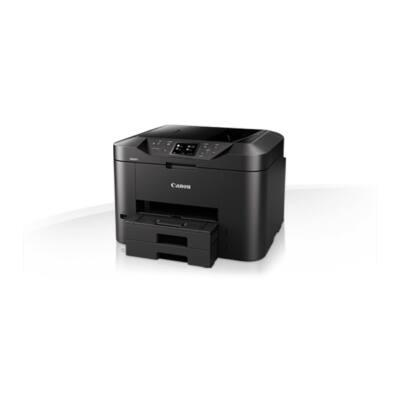 CANON Tintasugaras MFP NY/M/S/F MAXIFY MB2750, színes, A4, 24 kép/p ff, USB/Wifi/LAN, 600x1200dpi, ADF